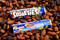Nestle Smarties shoot
